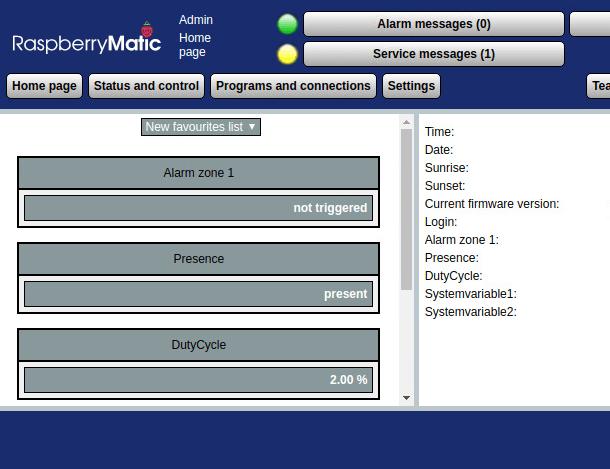 RaspberryMatic
